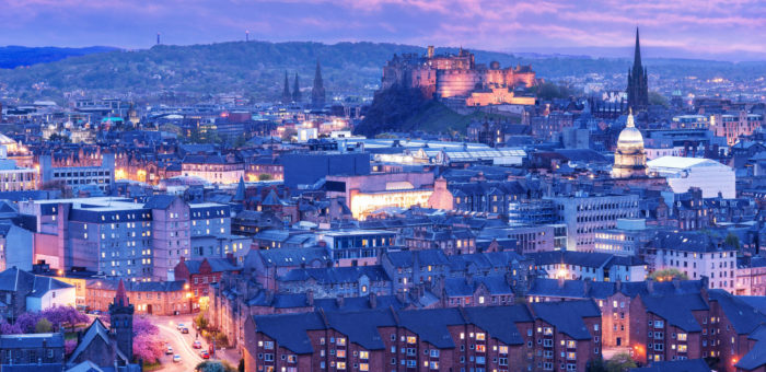 Investment property Edinburgh